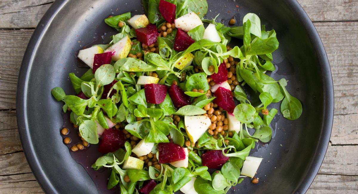 Βότανα για θρεπτικές σαλάτες!